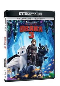 Jak vycvičit draka 3 2Blu-ray (UHD+Blu-ray)