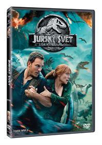 Jurský svět: Zánik říše DVD