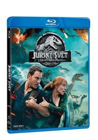 Jurský svět: Zánik říše Blu-ray