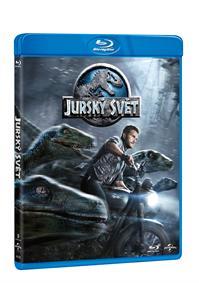 Jurský svět Blu-ray