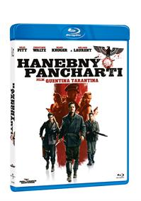 Hanebný pancharti Blu-ray