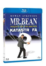 Mr. Bean: Největší filmová katastrofa Blu-ray