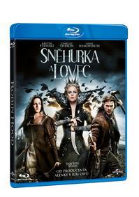 Sněhurka a lovec Blu-ray