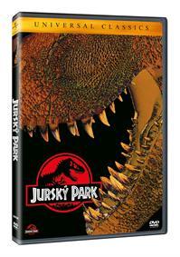 Jurský park DVD
