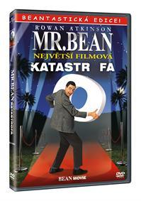 Mr. Bean: Největší filmová katastrofa DVD