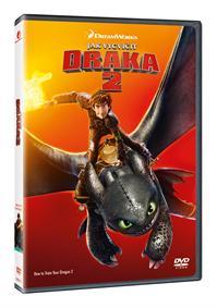 Jak vycvičit draka 2 DVD