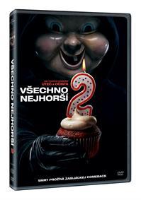 Všechno nejhorší 2 DVD
