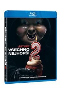 Všechno nejhorší 2 Blu-ray