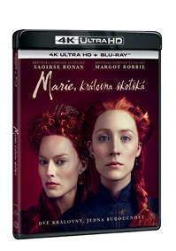 Marie, královna skotská 2Blu-ray (UHD+Blu-ray)