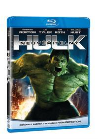 Neuvěřitelný Hulk Blu-ray