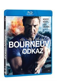 Bourneův odkaz Blu-ray
