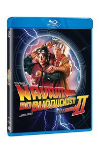 Návrat do budoucnosti II Blu-ray