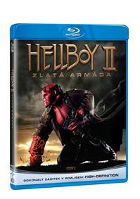 Hellboy 2: Zlatá armáda Blu-ray