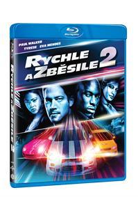 Rychle a zběsile 2 Blu-ray