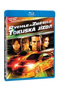 Rychle a zběsile: Tokijská jízda Blu-ray