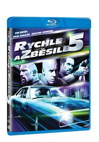 Rychle a zběsile 5 Blu-ray