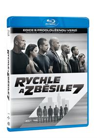 Rychle a zběsile 7 Blu-ray