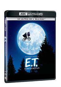 E.T. - Mimozemšťan 2Blu-ray (UHD+Blu-ray)