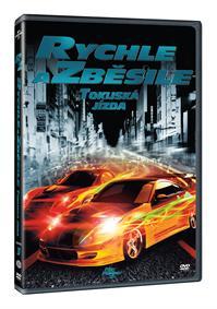 Rychle a zběsile: Tokijská jízda DVD