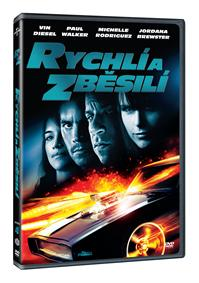 Rychlí a zběsilí DVD