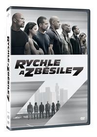 Rychle a zběsile 7 DVD