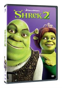 Shrek 2 DVD