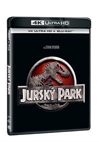 Jurský park 2Blu-ray (UHD+Blu-ray)