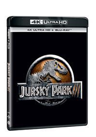 Jurský park 3 2Blu-ray (UHD+Blu-ray)