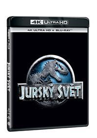 Jurský svět 2Blu-ray (UHD+Blu-ray)