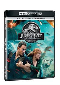 Jurský svět: Zánik říše 2Blu-ray (UHD+Blu-ray)