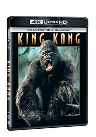 King Kong 2Blu-ray (UHD+Blu-ray)