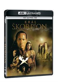 Král Škorpion Blu-ray UHD