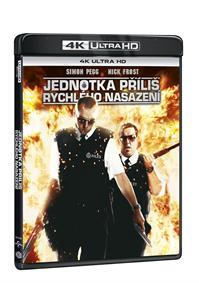 Jednotka příliš rychlého nasazení Blu-ray (UHD)