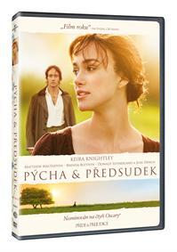 Pýcha a předsudek DVD