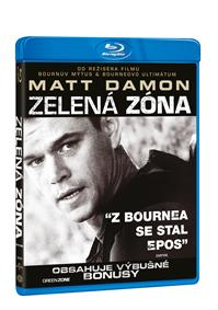 Zelená zóna Blu-ray