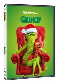 Grinch - Vánoční edice DVD