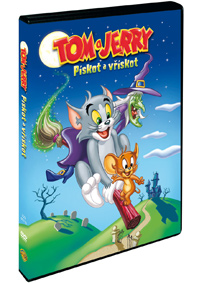 Tom a Jerry: Pískot a vřískot DVD