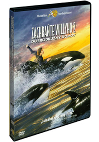 Zachraňte Willyho 2. DVD