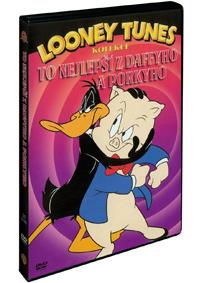 Looney Tunes: To nejlepší z Daffyho a Porkyho DVD