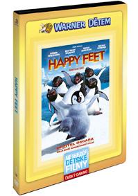 Happy Feet DVD