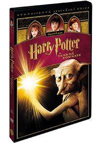 Harry Potter a Tajemná komnata 2DVD