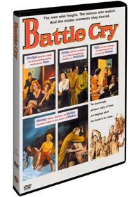 Válečný pláč DVD