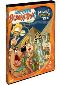 Co nového Scooby-Doo? 4 DVD