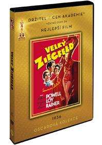 Velký Ziegfeld DVD