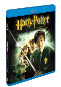 Harry Potter a Tajemná komnata Blu-ray