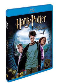 Harry Potter a Vězeň z Azkabanu Blu-ray