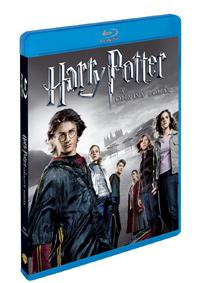 Harry Potter a ohnivý pohár Blu-ray
