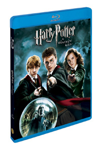 Harry Potter a Fénixův řád Blu-ray