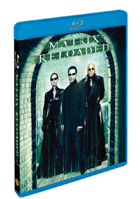 Matrix: Reloaded Blu-ray