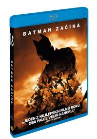 Batman začíná Blu-ray